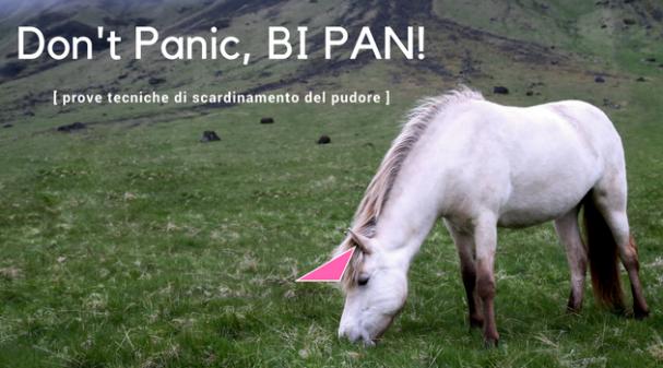 Don't Panic, BI PAN!